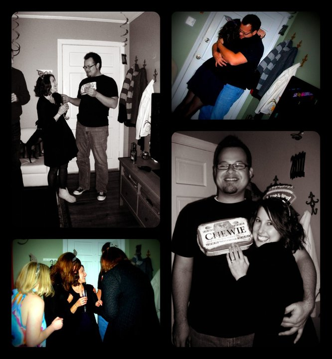 Special thanks to Sheena Latham for taking these photos that night!