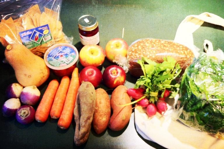 Farmers' Market Bounty | NCsquared Life