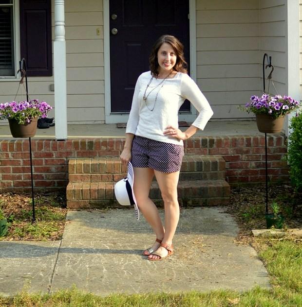 Polka Dot Shorts | NCsquared Life