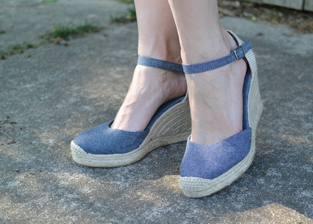 Triangles and Chambray Wedges | NCsquared Life