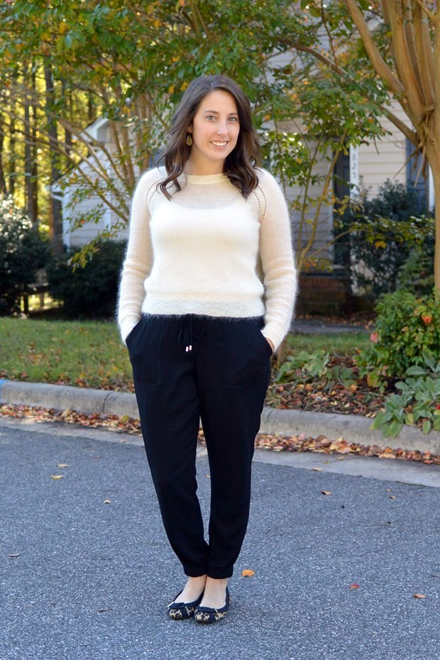 Another Cropped Sweater | NCsquared Life