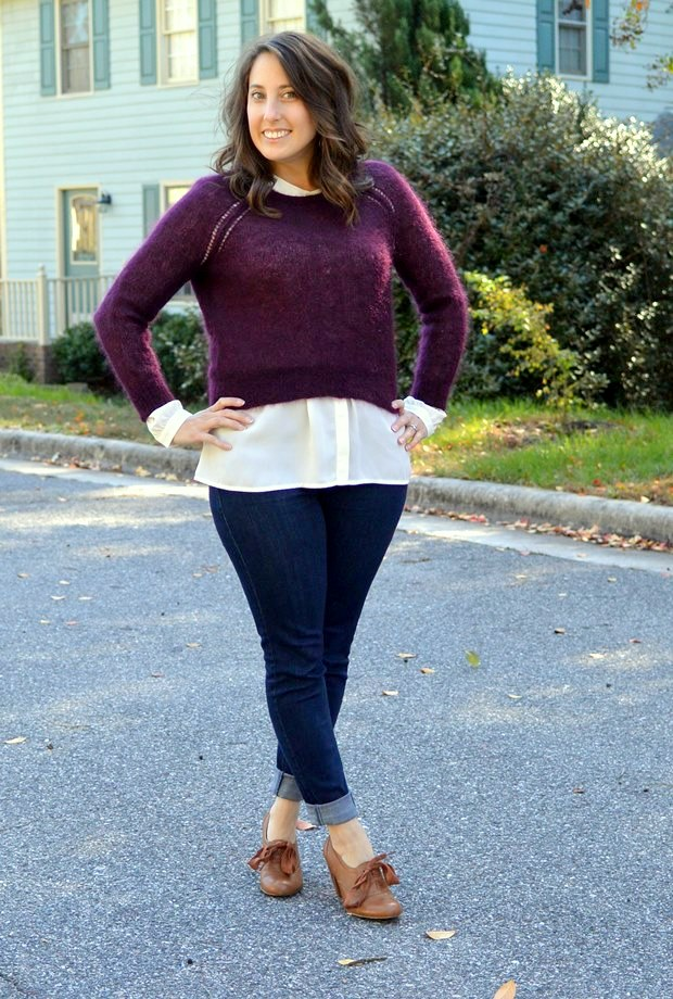 My Newest Obsession: Cropped Sweaters | NCsquared Life