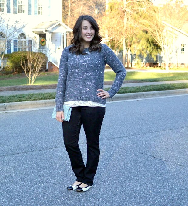 My Favorite Sweater | NCsquared Life