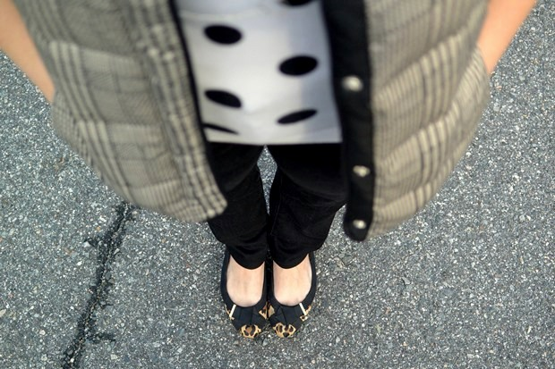 Pinspired: Vest, Polka Dots, and Leopard | NCsquared Life