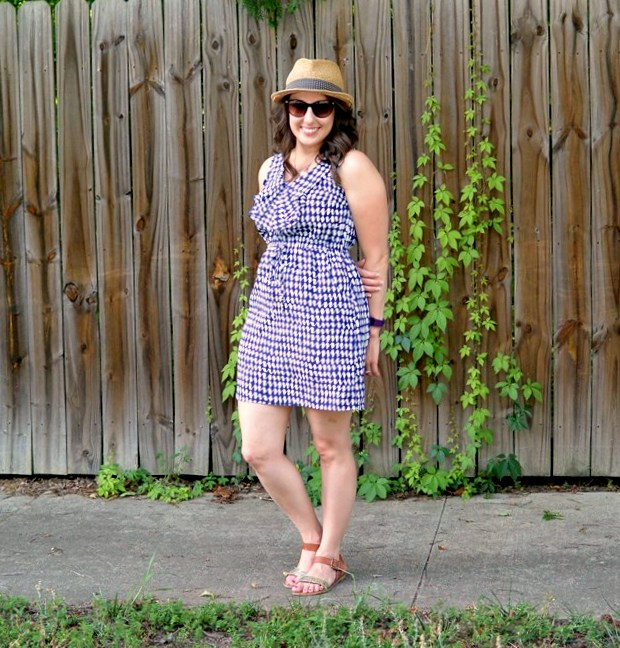 A Dress to Honor Friends | NCsquared Life