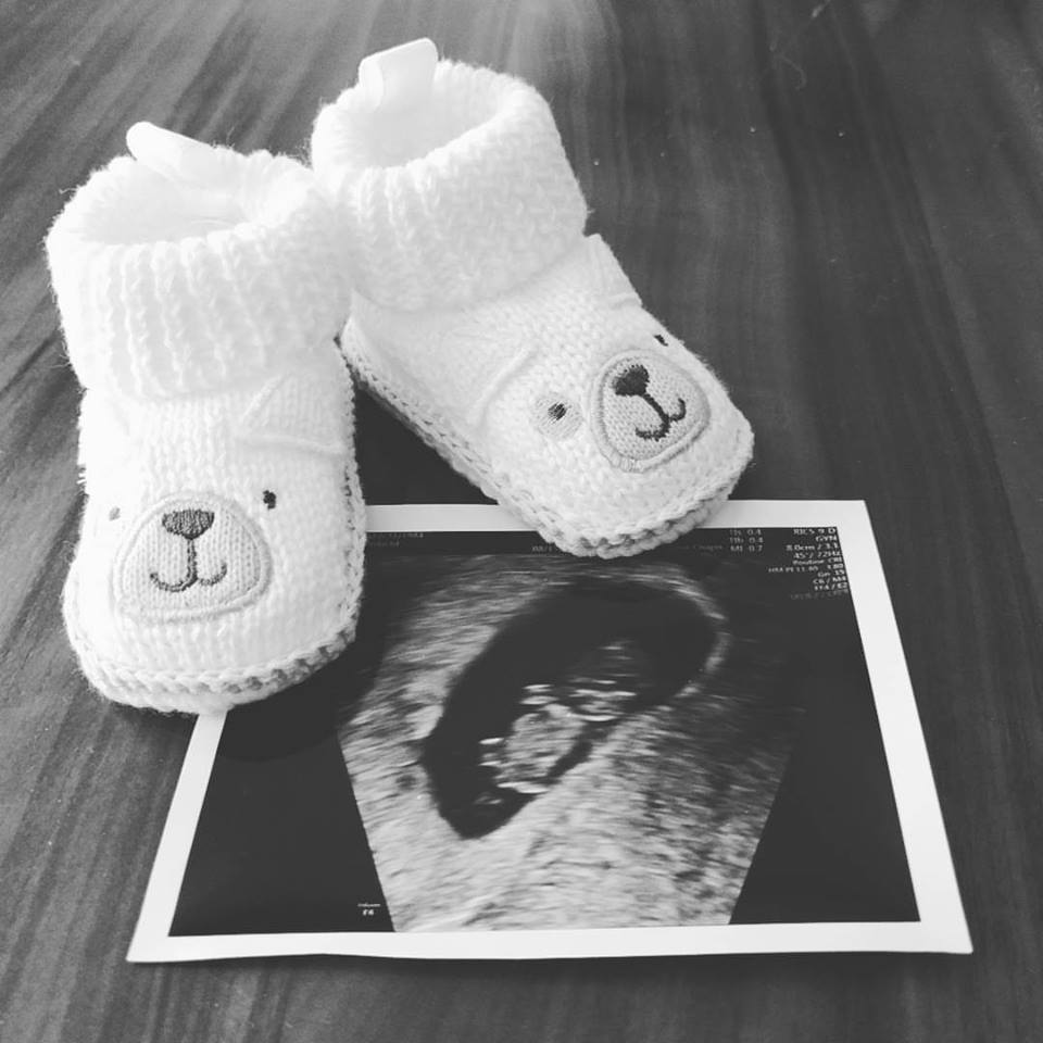 Our pregnancy announcement | NCsquared Life