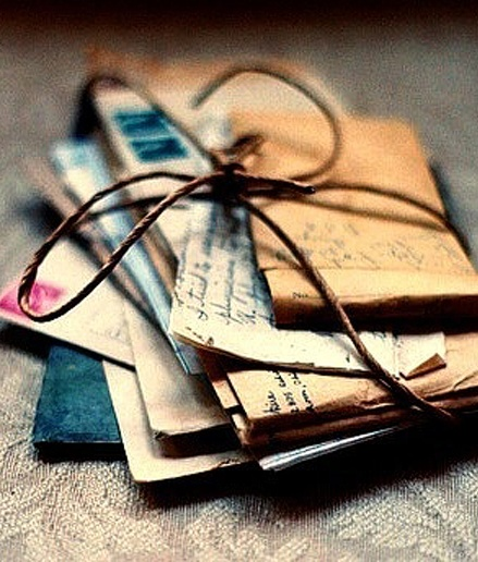 Thankful Thursday: Handwritten Mail   NCsquared Life