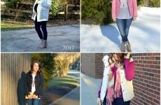 Fashion Flashback collage
