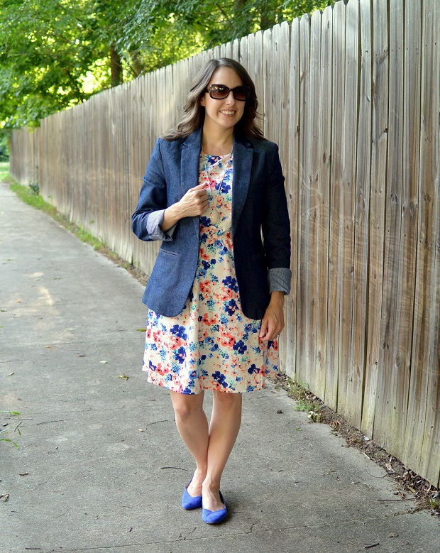 Bright and Happy Floral | Nikki by example