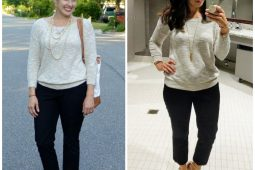 Then and Now: Recreating an Outfit #3